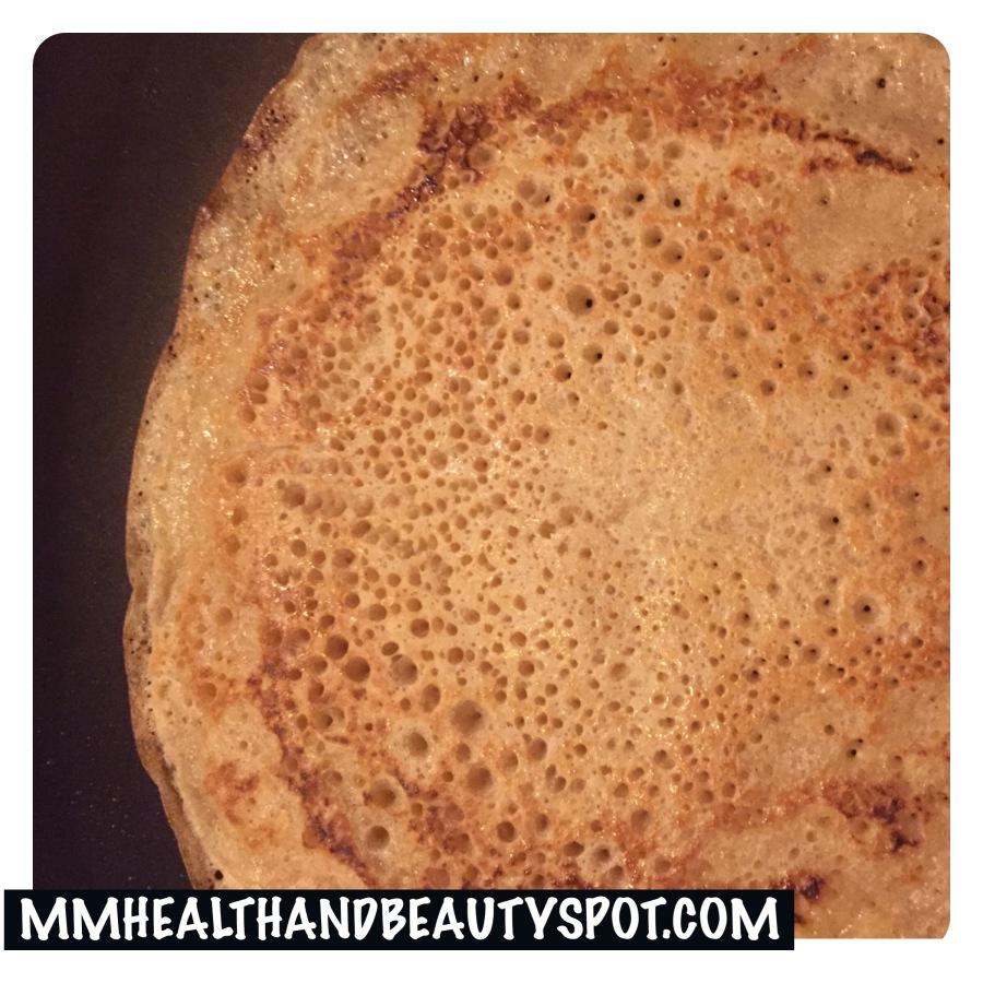 Basis voor (vegan)pannenkoeken
