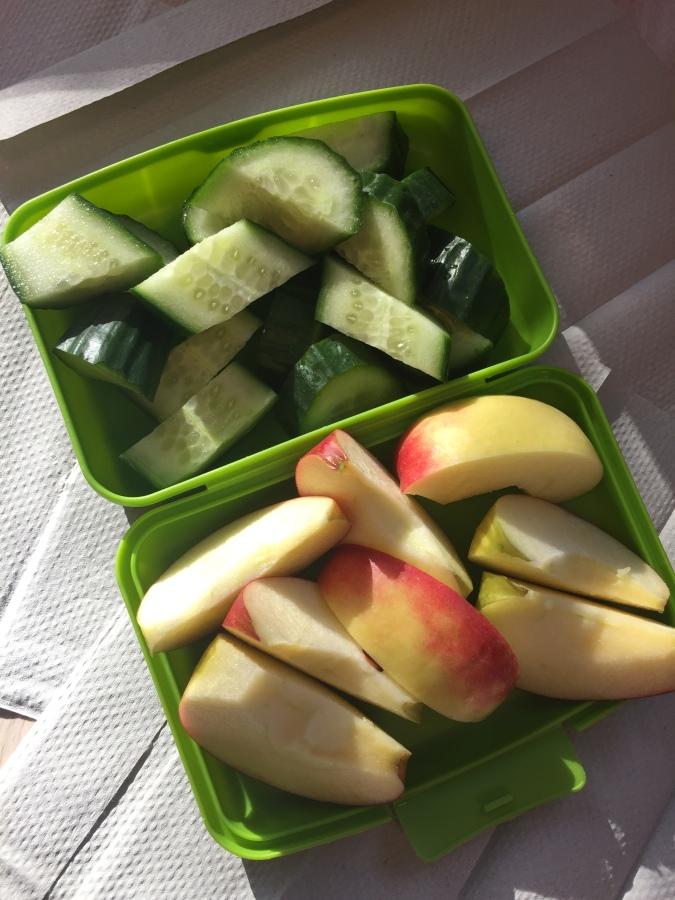 Wat eet ik als snack – #VEGAN#01